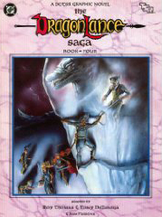 The Dragonlance Saga - Book Four