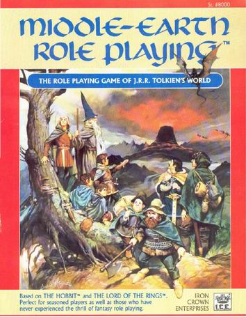 Middle Earth Roleplaying Rulebook