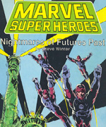 Marvel Super Heroes - Nighmares of Futures Past
