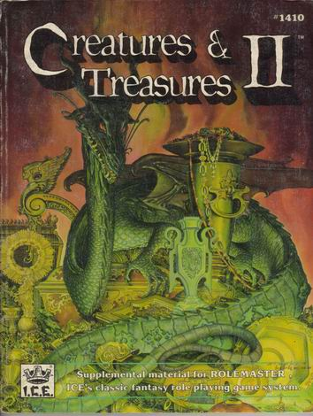 Creatures & Treasures II