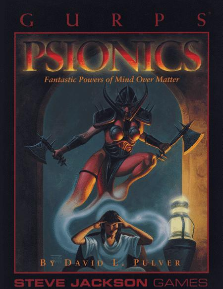 Psionics: Fantastic Powers of Mind Over Matter