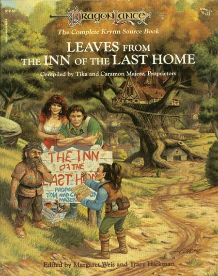 Leaves from the Inn of the Last Home