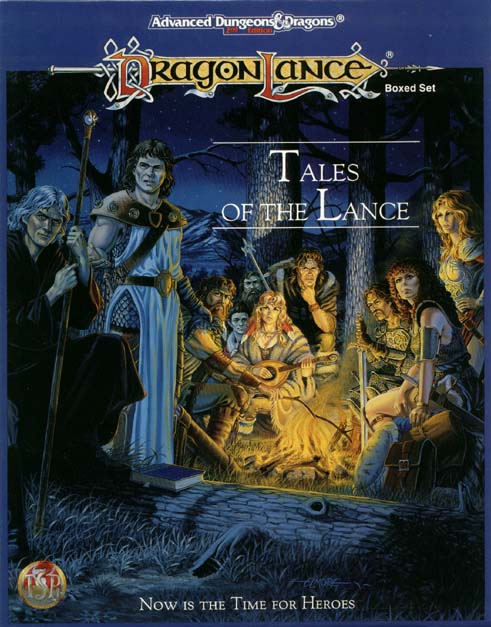 World Book of Ansalon (From Tales of the Lance Boxed Set)