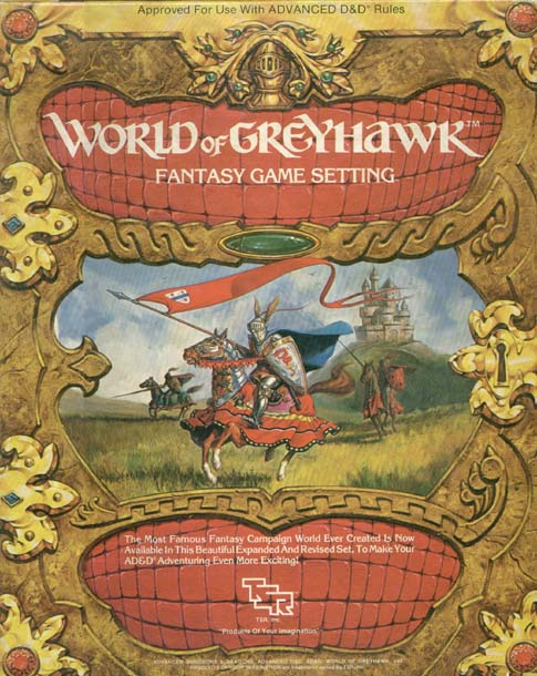 A Guide to the World of Greyhawk Fantasy Setting