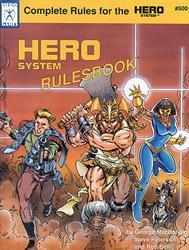 HERO System Rulesbook